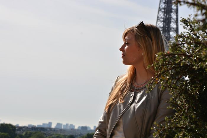 weekend amitie paris voyage tour eiffel trocadero photoshoot