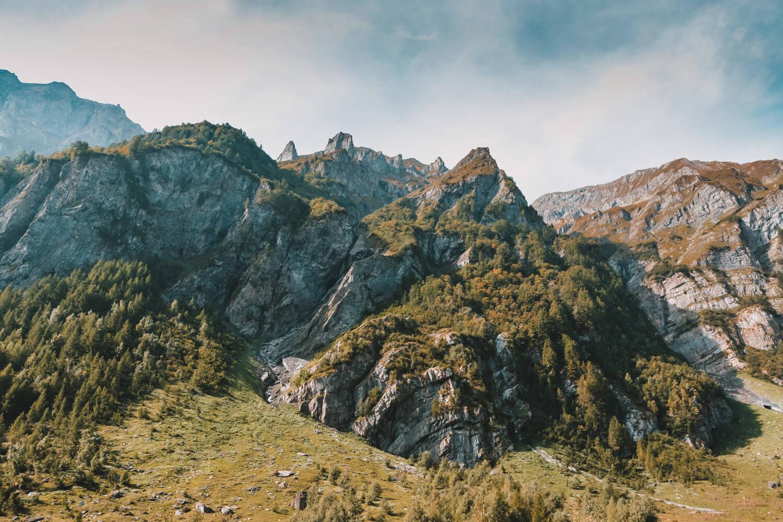 montagne savoie mont blanc roche france photographie