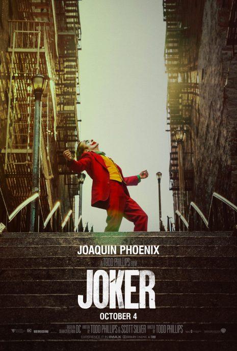 affiche film joker joaquin phoenix acteur
