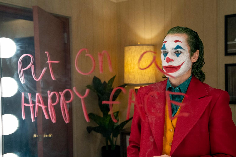 smile sourire clown talkshow joker film