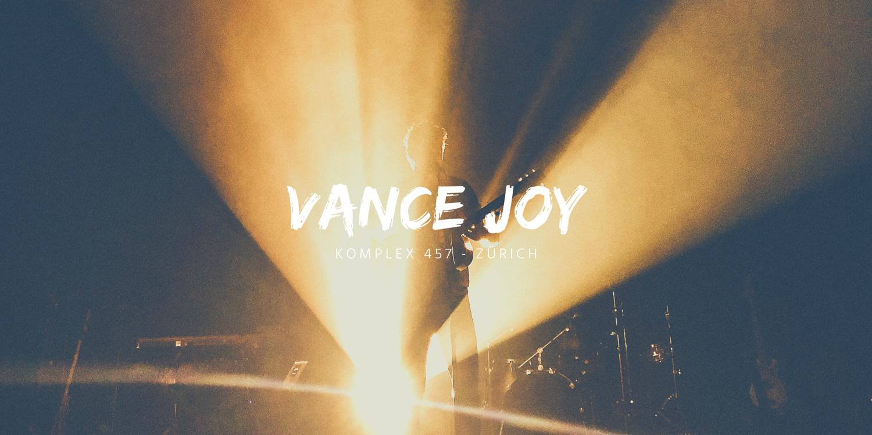 joy vance concert scene zurich komplex457