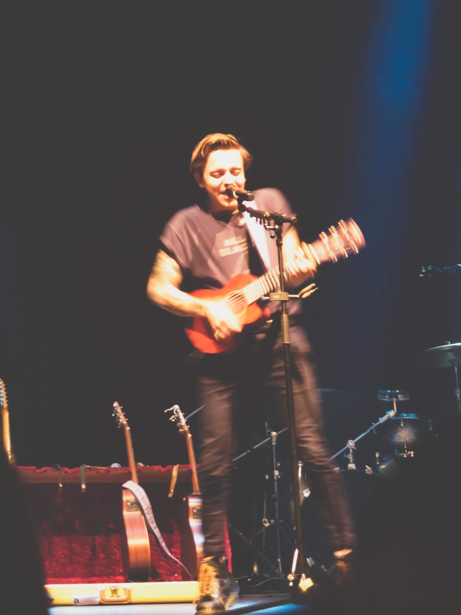 scott helman premiere partie concert europe
