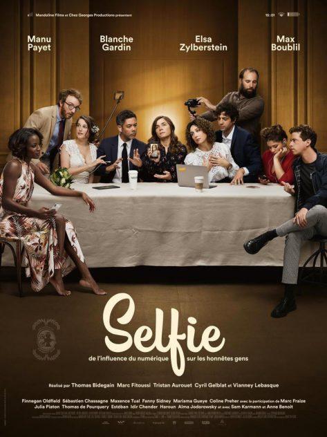 affiche film comedie selfie manu payet blanche gardin