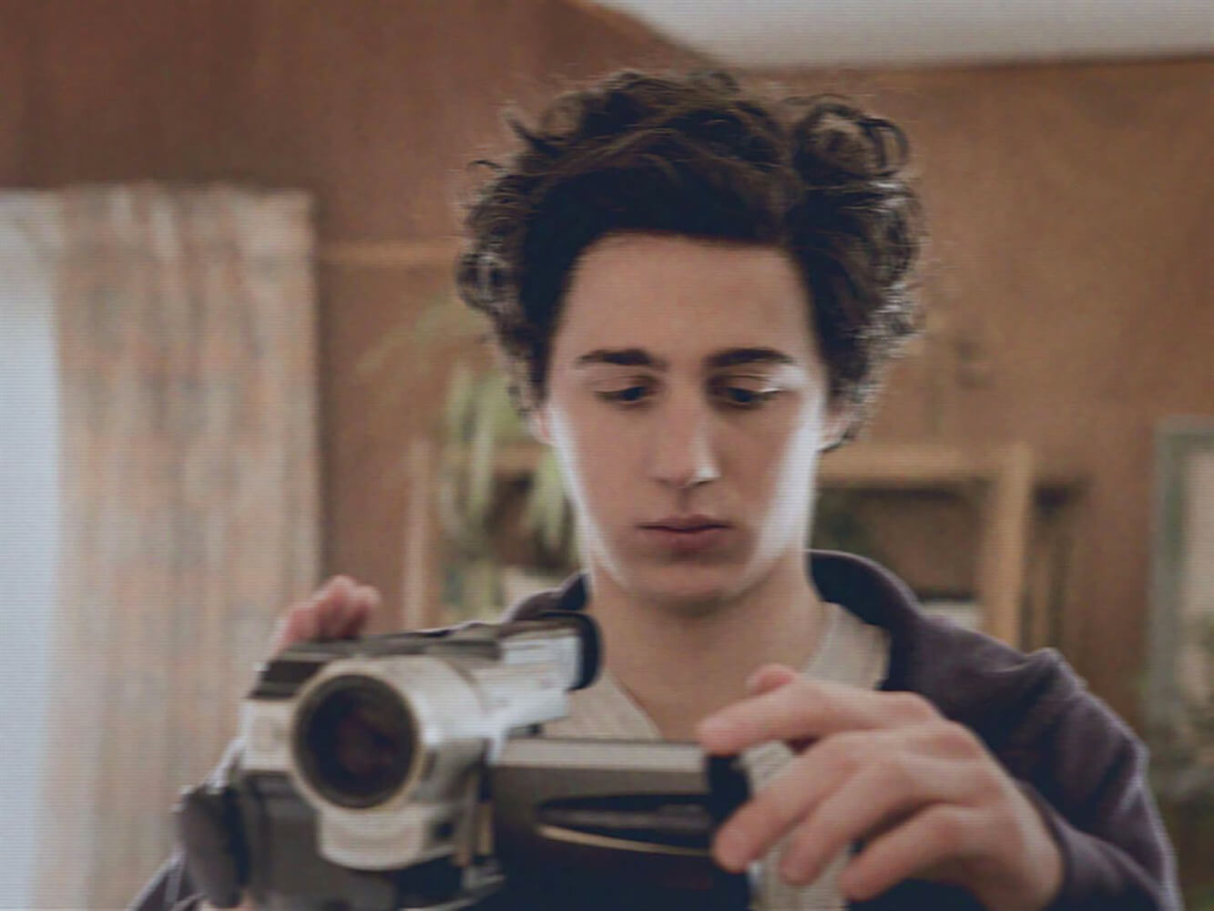 camera generation old school film comedie play