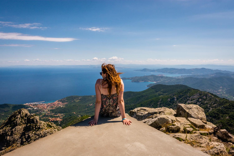 portrait photo paysage italie corse mediterannee panorama