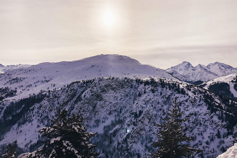 paysage montagne auris oisans alpes france