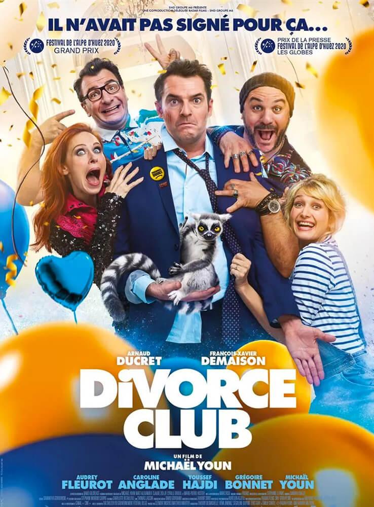 affiche film divorce club michael youn realisateur