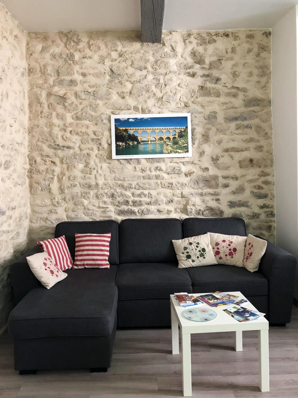 location logement airbnb nimes centre ville
